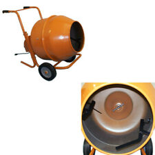 8 Cubic Short Cement Mixer Portable Concrete Mixing Motar Mixer