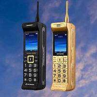 Classic Vintage Retro outdoor Quad Band Brick Phone Dual SIM AT&T T-Mobile phone