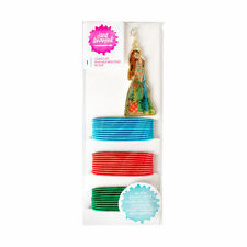 NEW Jane Davenport Elastic Planner Book Wrap Tie Band Charm Set, Stacy