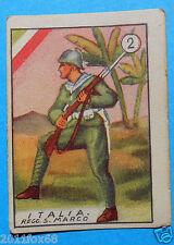 figurines figur picture cards cromos figurine v.a.v. vav 2 la guerra nostra 1942