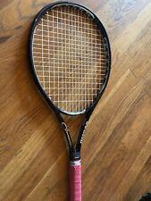 PRINCE O3 SPEED PORT BLACK Mid Plus 4 3/8 Tennis Racket
