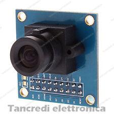 MODULO SCHEDA OV7670 VGA CAMERA VIDEO SENSORE IMMAGINE FOTO CAM