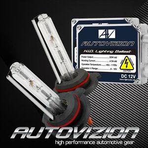 55W HID Xenon Headlight Fog Light KIT H1/H3/H4/H7/H11/9005/9006/9004/9007/5202