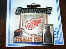 1998 Detroit Red Wings Stanley Cup Champs Pin
