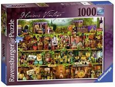 RAVENSBURGER JIGSAW PUZZLE GLORIOUS VINTAGE AIMEE STEWART 1000 PCS  #19509