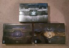 Starcraft 2 II Collectors Edition Wings Liberty Heart Swarm Legacy Void NEW HTF