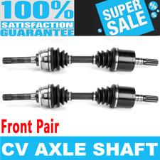 Front 2x CV Joint Axle Shaft for HONDA PASSPORT 98-01