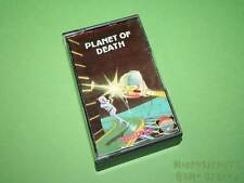 Planet Of Death Amstrad CPC Game - Paxman Promotions (SCC)