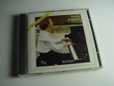 PATRICIA PAGNY - HAYDN: Sonates 50 59 38 62 (1989) Neue CD original verpackt.