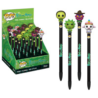 RICK AND MORTY POP PEN TOPPER - CHOOSE YOUR DESIGN - FUNKO 1 PER ORDER