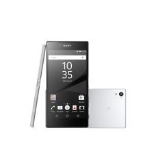 """5.5"""" silver Sony Ericsson Xperia Z5 Premium E6853 mobile Phone 4g LTE 32gb 23mp"""
