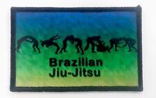 BJJ Brazilian Jiu Jitsu JiuJitsu  Kimono Patch Badge Morale Martial Arts Patches
