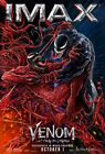 Внешний вид - Venom Let There Be Carnage movie poster (e)  - 11 x 17 inches - Tom Hardy