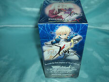 WeiB (Weiss) Schwarz Fate/Zero English Sealed Booster Box