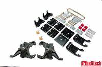Belltech 95-02 Astro/Safari 2WD 2/3.5 Drop Lowering Kit 768