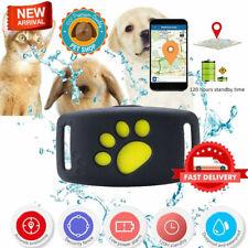 Mini Pet Dog Cat GPS Tracker Collar Waterproof Location Locator Device 2019 New