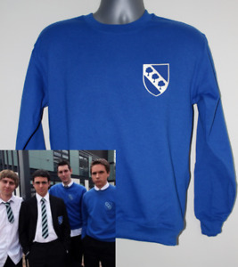 The inbetweeners school sweatshirt / t-shirt fancy dress costume idea ideas