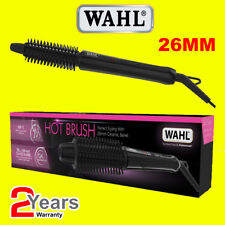Wahl ZX927 26 mm 200 ° C Cepillo Caliente, pelo Curling Tong