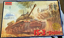 NEW IS-3 Stalin Roden | No. 701 | 1:72 scale Military Plastic Tank Vehicle Kit
