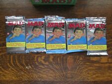 1992 MAD Magazine MAD 2 Trading Cards (5 packs)