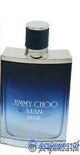 Jimmy Choo Man Blue By Jimmy Choo Tester 3.3/3.4oz.Edt Spray  Men New In Tester