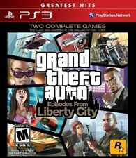 PLAYSTATION 3 PS3 GAME GRAND THEFT AUTO EPISODES FROM LIBERTY CITY BRAND NEW
