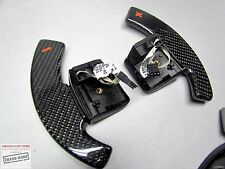 CARBON DCT Shift Paddle EXTENSIONS BMW E90 E92 E93 M3 E70 X5M E71 X6M Version 1