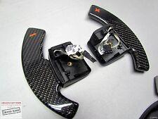CARBON DCT Shift Paddle EXTENSIONS BMW E90 E92 E93 M3 E70 X5M E71 X6M Version 1