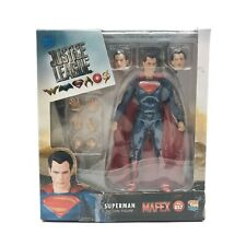 Authentic Medicom DC Comic Justice League Superman Mafex Action Figure TZWD