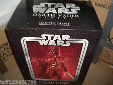 GENTLE GIANT NOT HOT TOYS SIDESHOW COLLECTIBLES DARTH VADER PRODUCT ENTERPRISE