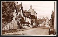 Painswick nr Stroud. The Approach by Peckham of Stroud