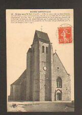 BOISSY-SOUS-SAINT-YON (91) EGLISE en 1917