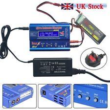 iMAX B6 AC Lipo NiMH Polymer RC LCD Digital Battery Balance Charger UK Plug