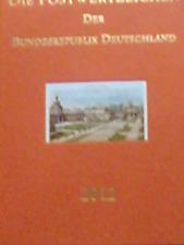 Die Sonderpostwertzeichen d. Deutschen Bundespost 2012, Jahrbuch, leer