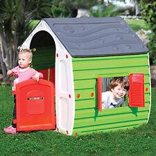 Marian Plast Dream House  Spielhaus Kinder Gartenhaus in and out NEU ovp 227038