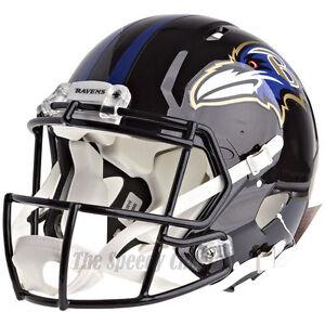 BALTIMORE RAVENS Riddell Speed NFL Authentic Football Helmet