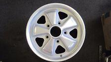 Porsche 911 GENUINE FUCHS Wheel 5 1/2 J-14  911-361-016-10  04/76 date stamp NOS