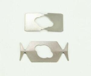 3 x ARIS Original Spare Replacement Blades for JML / ARIS Wallpaper Cutter