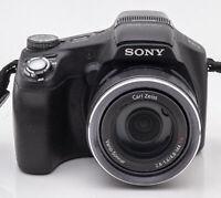 Sony Cyber-shot DSC-HX100V Digitalkamera Kamera schwarz 16.2MP DSC-HX 100V