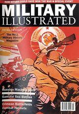 MILITARY ILLUSTRATED MAGAZINE #82 47TH LANCASHIRE REGIMENT OF FOOT 1773-77
