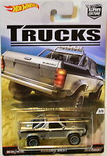 HOT WHEELS 2016 CAR CULTURE TRUCKS SERIES SUBARU BRAT #3/5