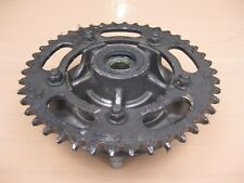 TRIUMPH TT600 TT 600 JUST 22K 2000-2003 BACK REAR SPROCKET CARRIER HUB