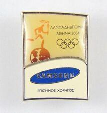 Athens Olympic Games 2004 Pin Badge - Sponsored Samsung Badge -