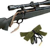 High Quality Gun .38 Cal 9mm Shotgun Barrel Cleaner Cleaning Kit Rope Boresnake
