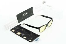 NEW MINT+ Oakley Frogskins Gentei Black^Clear Fade with Yellow 24-158 Supreme