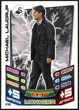 Michael Laudrup #272 Topps Match Attax Football 2012-13 Trade Card (C440)