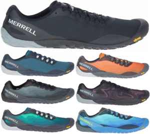 MERRELL Vapor Glove 4 Barefoot Trail Running Trainers Athletic Shoes Mens New