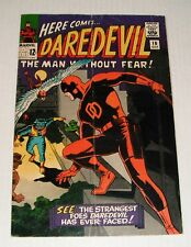 Daredevil # 10...VG-...3.5  grade-A....1965 comic book