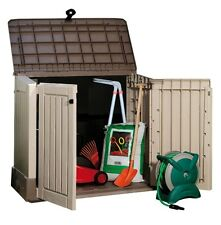 Shed Plastic Keter Midi Store It Out Garden Storage Lockable FREE 2-DAY DELIVERY