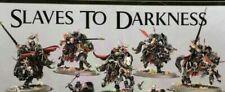 Chaos Knights Slaves Darkness Start Collecting Warhammer AOS .,